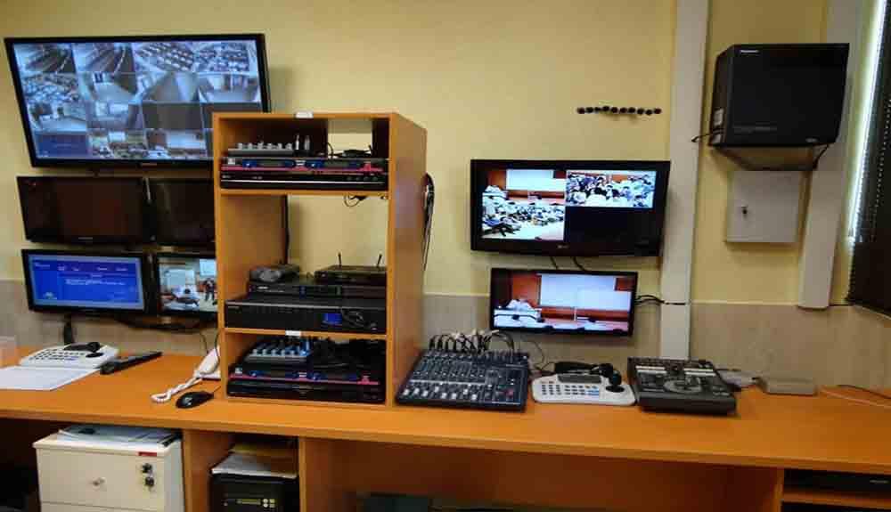 طراحی و اجرای سیستمهای مداربسته