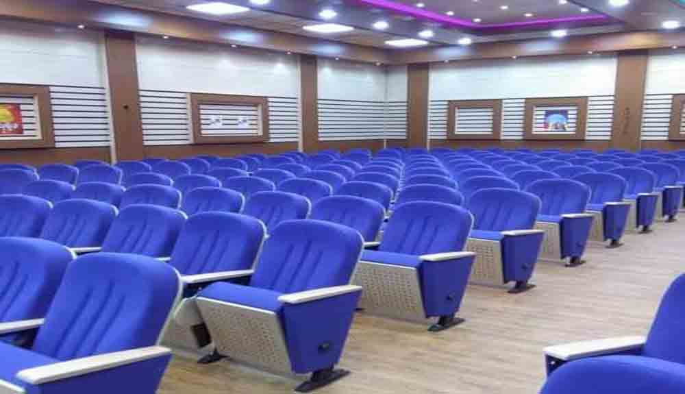 طراحی و تجهیز سالن ها